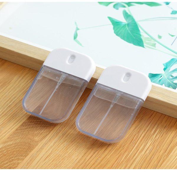 Mini Hand Sanitizer Bottles - Refillable Hand Sanitizer Spray Bottle For Travel