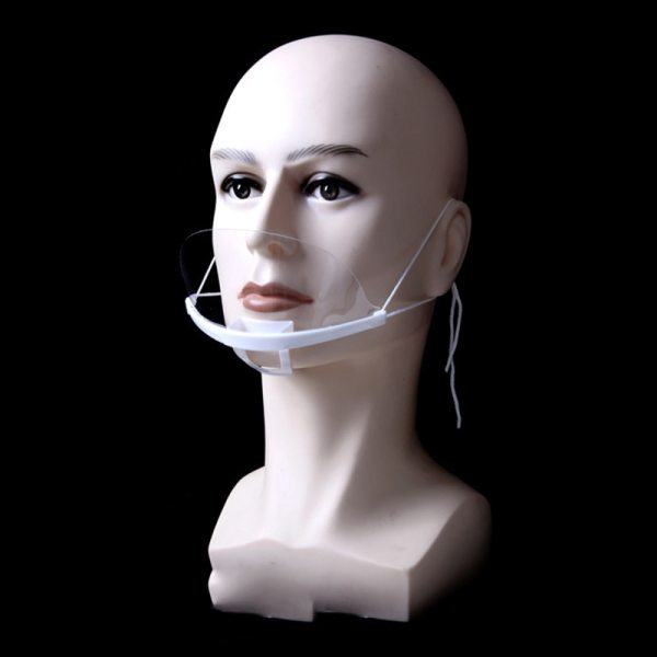 Transparent Anti Fog Face Mask