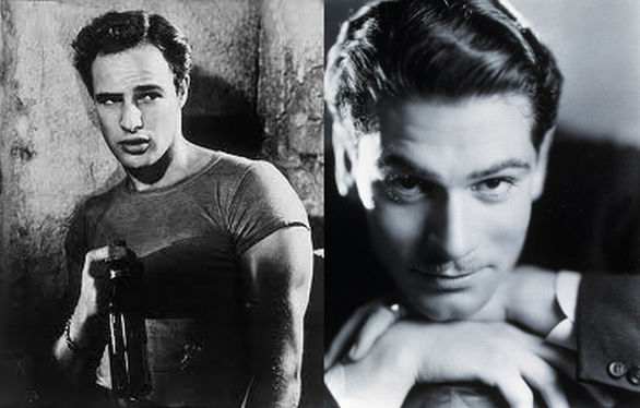 Image result for brando and olivier