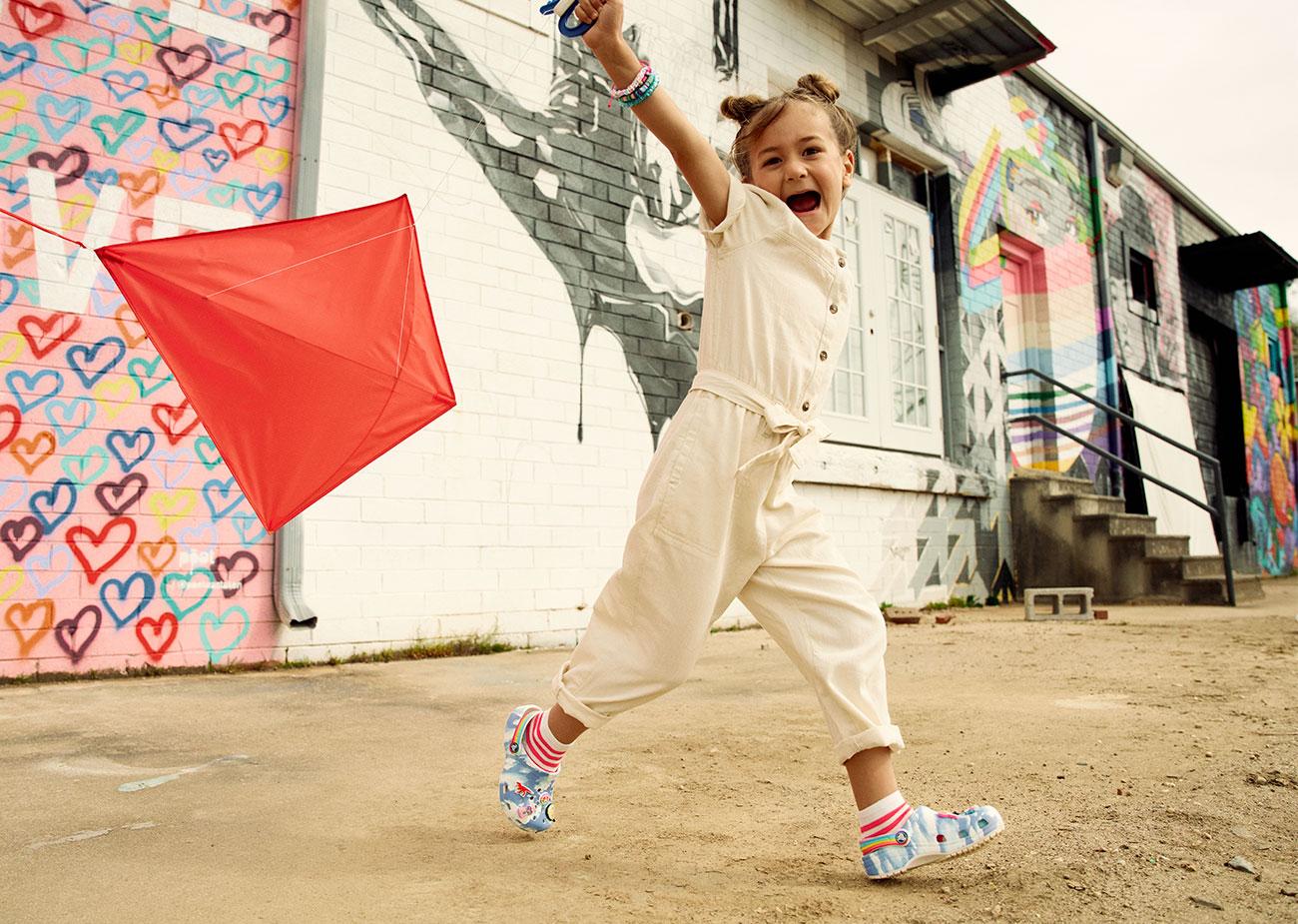 kids club become a model rack room shoes