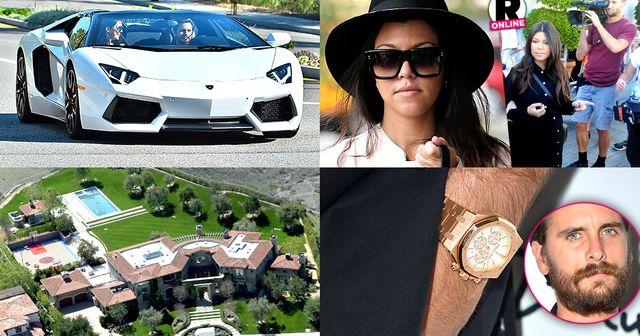 What's At Stake? Kourtney Kardashian & Scott Disick's ...