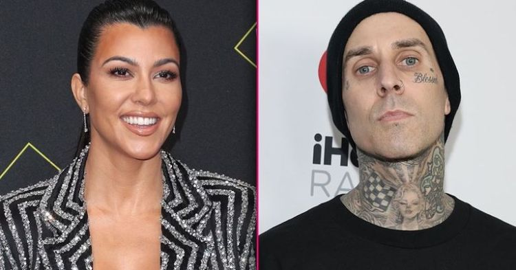 Kourtney Kardashian and Travis Barker Are Reportedly a Couple