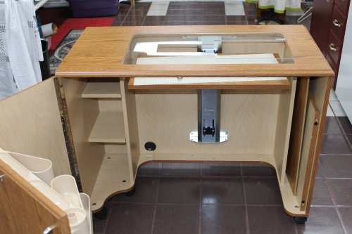 Horn Machine Sewing Cabinets