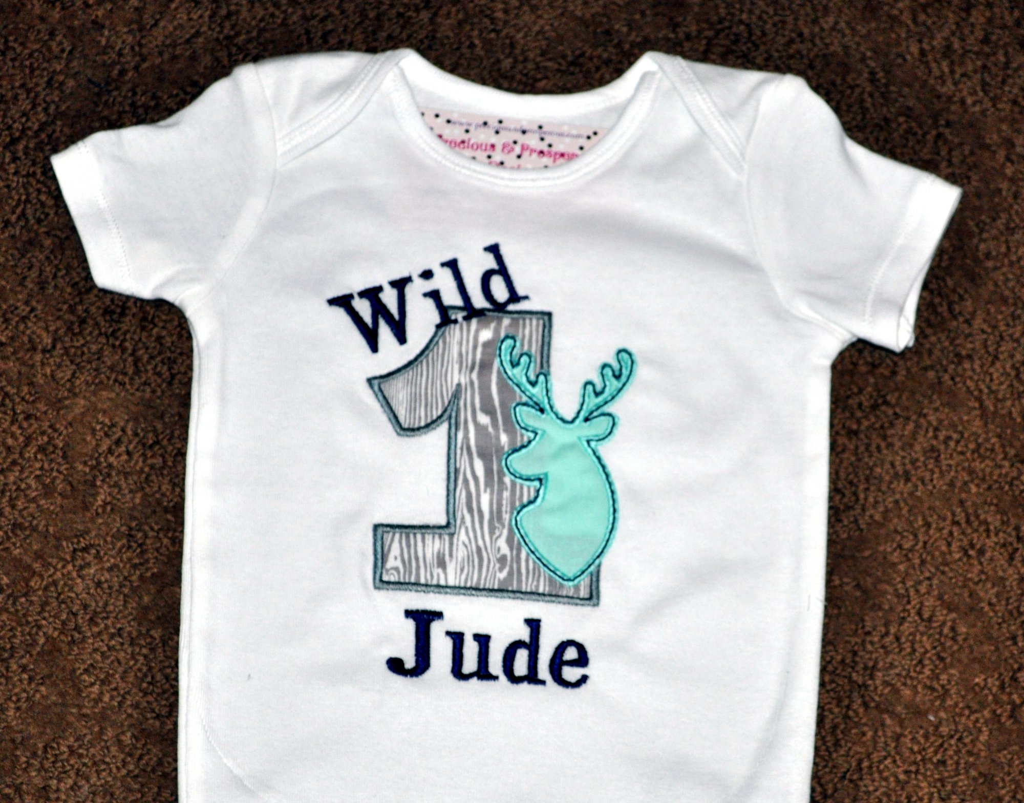 Boy First Birthday Outfits