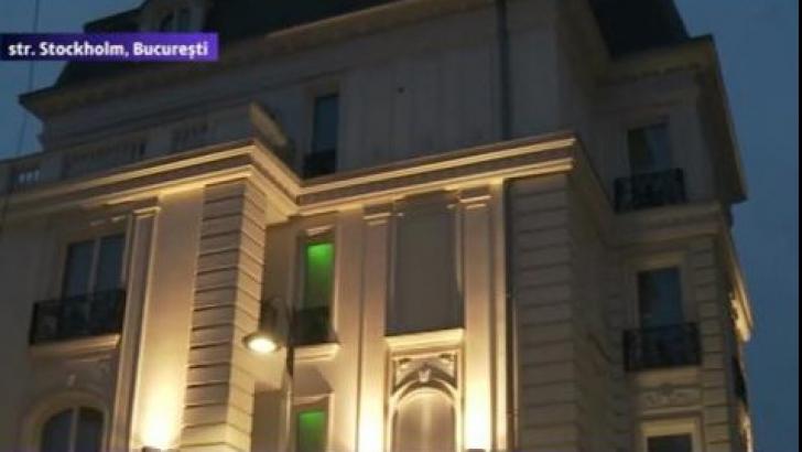 Palatul din Dorobanți unde Darius Vâlcov vroia să își deschidă galerie de artă