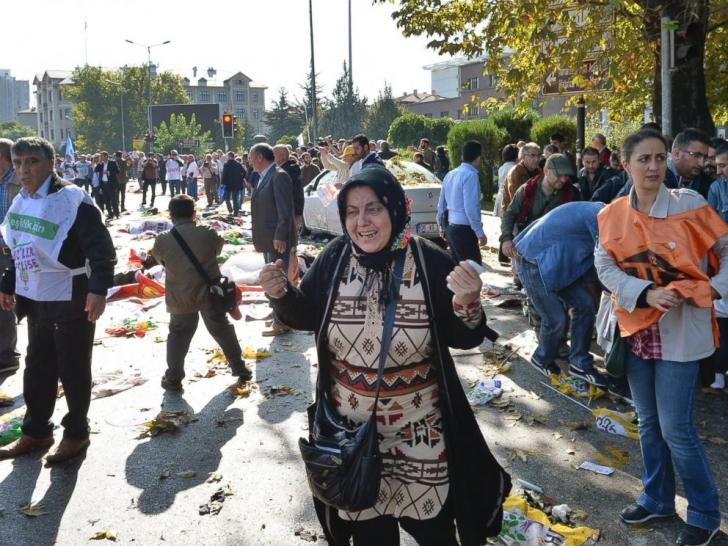 Atentat Ankara
