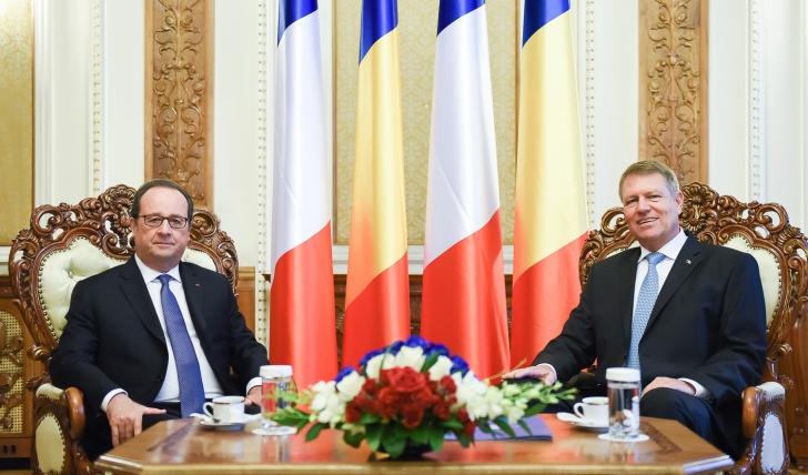 Hollande, prima vizită în România. Mizele prezenței președintelui Franței în România / Foto: presidency.ro