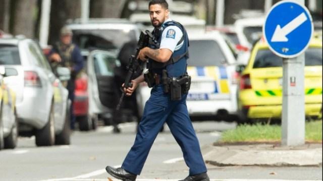 Atac terorist în Noua Zeelandă
