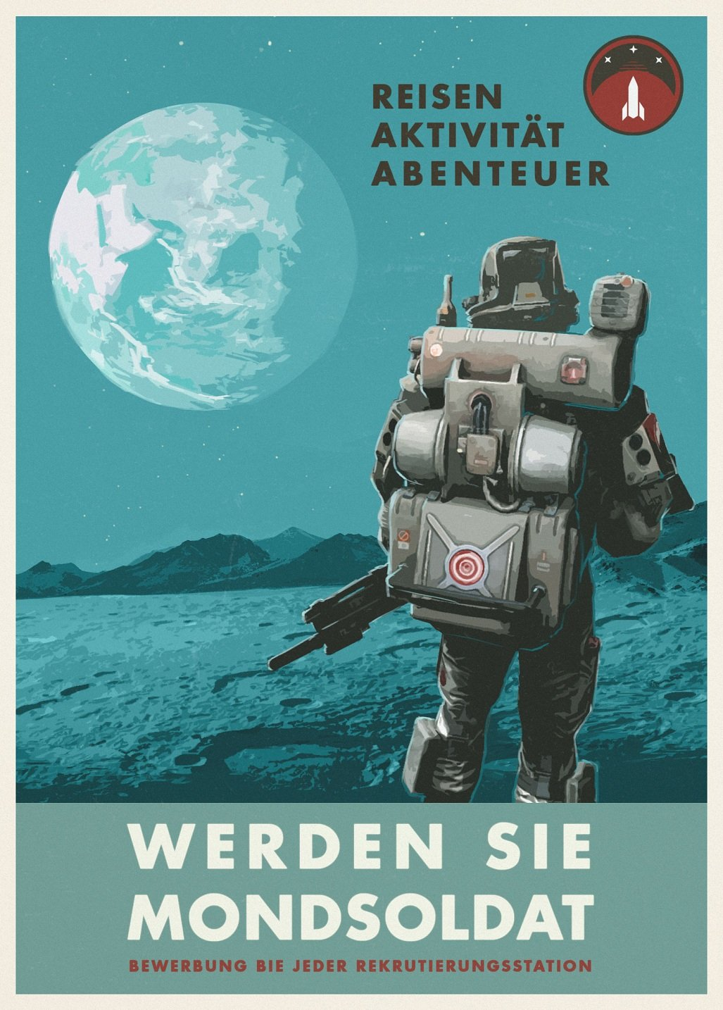 Wolfenstein New Order Moon