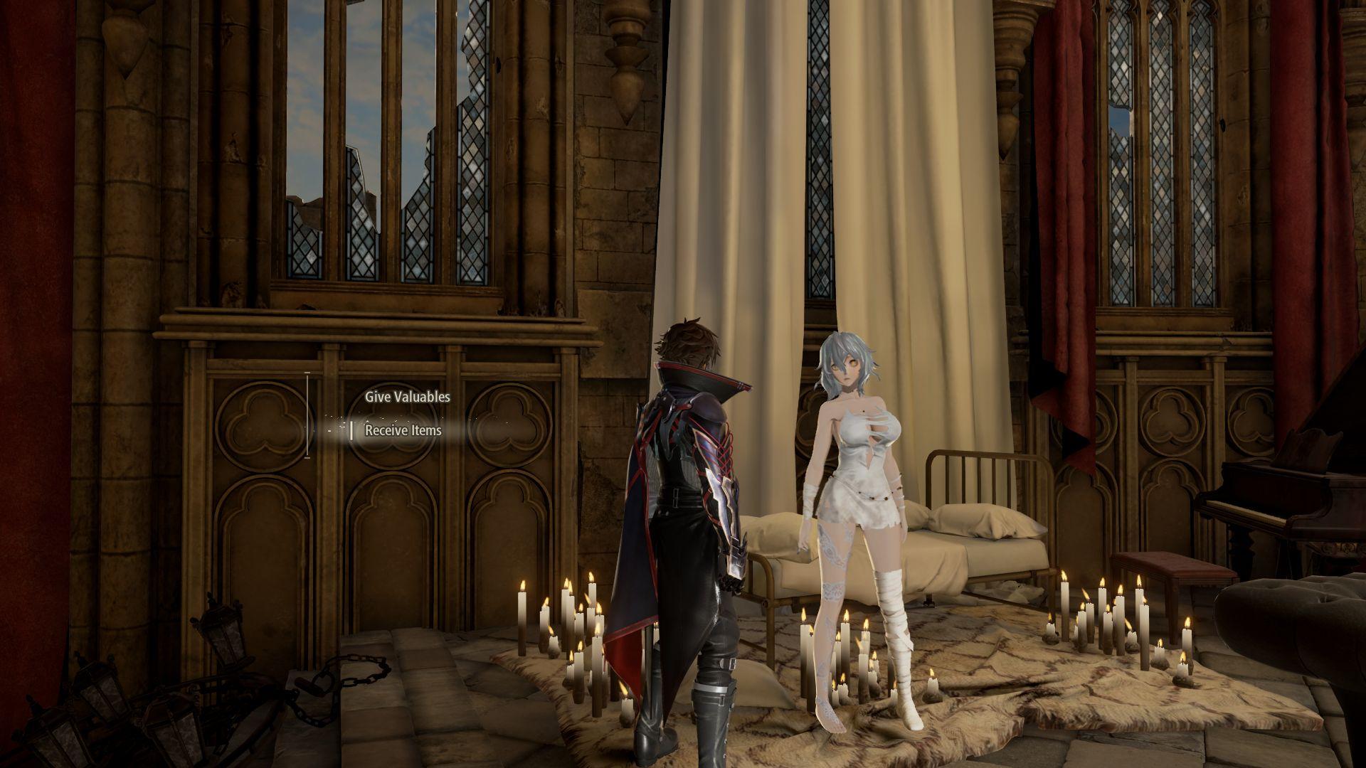 Code Vein New Screenshots Show Off Characters Amp More RedGamingTech