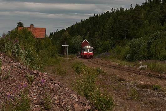 Tåget som kom från dåtiden.
