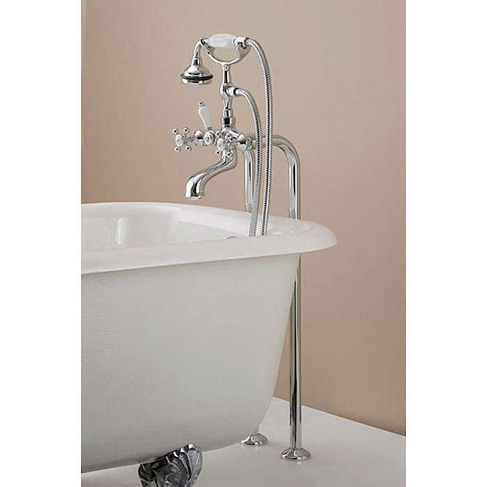 freestanding bathtub fillers