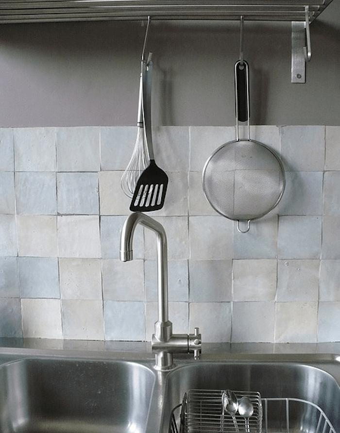 glazed hand cut moroccan tiles