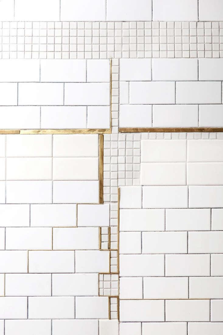 subway tile remodelista
