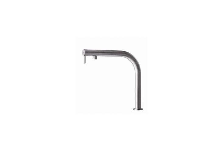 modern italian designed kitchen faucets