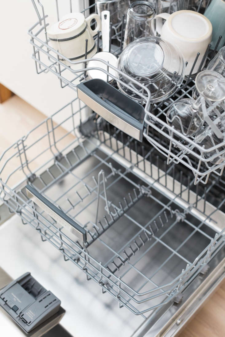 bosch how to load a dishwasher