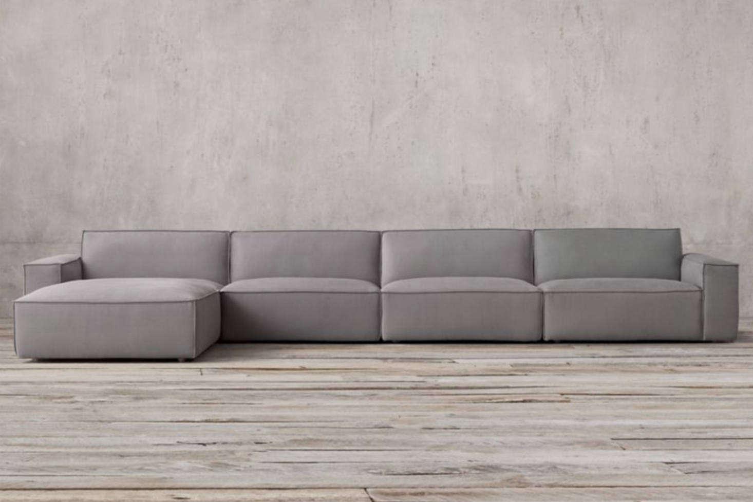 modular building block sectional sofas