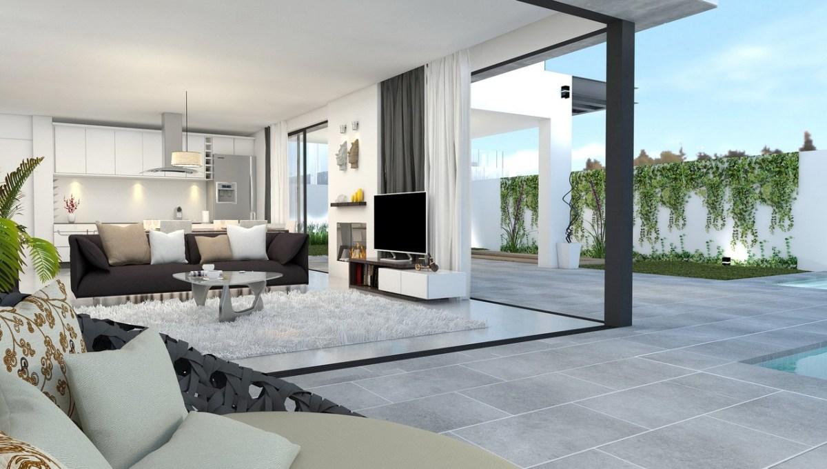 RVM LABS Ibiza Villa_Salon Terraza
