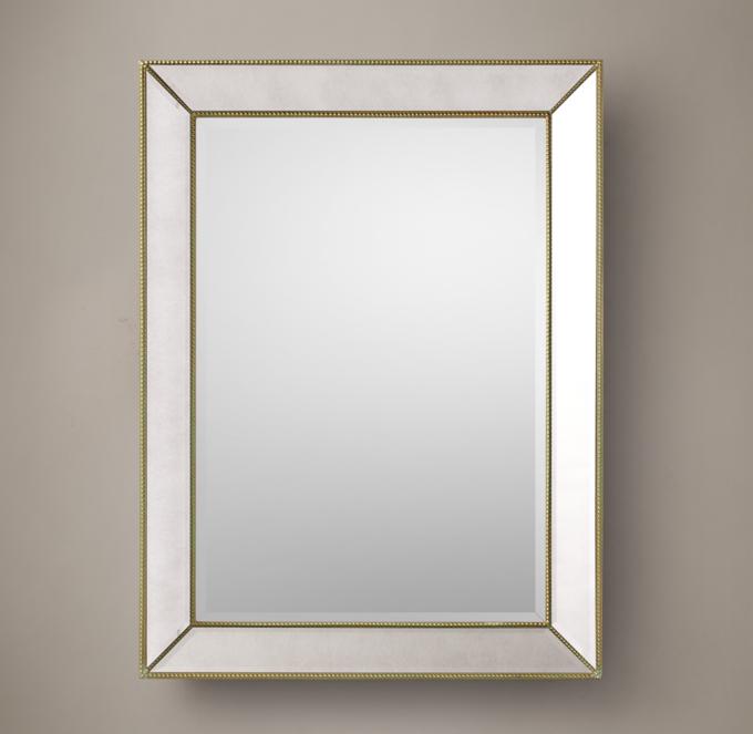 12 X 12 Beveled Mirrors