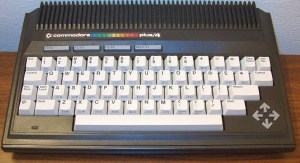 1984: Commodore Plus/4