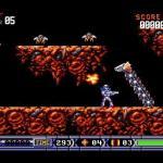 Turrican C64 | Ingame