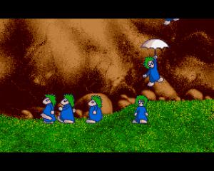 Lemmings av Psygnosis