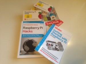 Sugen på hallonpaj?   Raspberry Pi B+ (Photo)