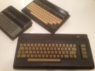 Commodore 16, 116 & Plus/4 | Retro Mike (Photo)