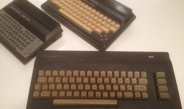 Commodore 16, 116 & Plus/4   Retro Mike (Photo)
