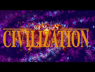 Sid Meier´s Civilization | Amiga 1992