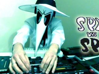 SPY vs. SPY 1984 | C64 Live Remix by LukHash