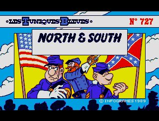 North & South | Infogrames 1989