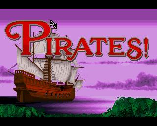 Sid Meier´s Pirates | Amiga 1990