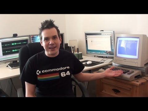 How to use SD Cards on the Commodore 64