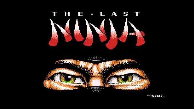 The Last Ninja | Commodore 64