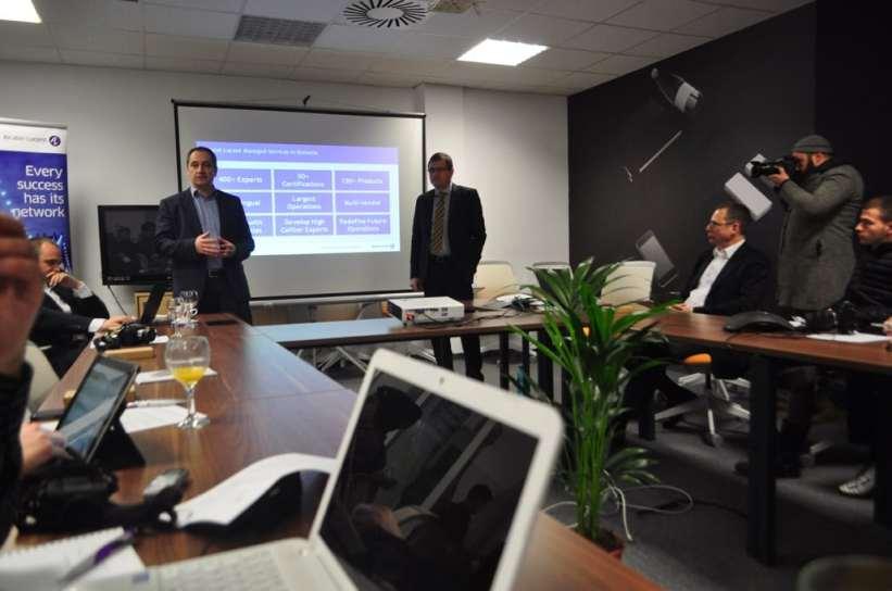 Raoul Ros -CEO Alcatel