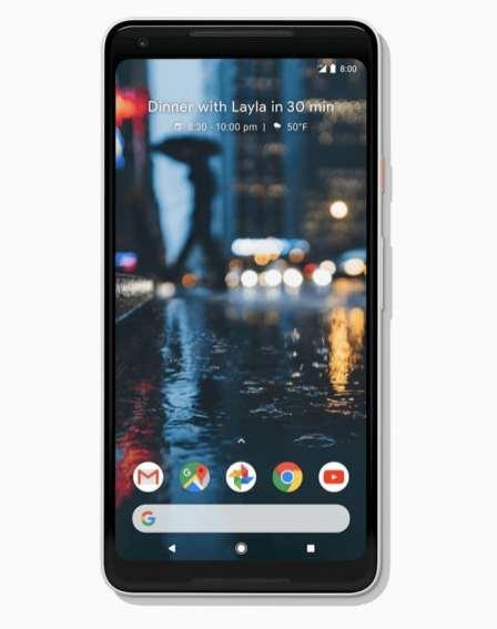 Google Pixel 2 XL - ecran