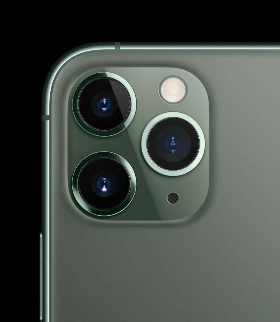iPhone 11 Pro - camere