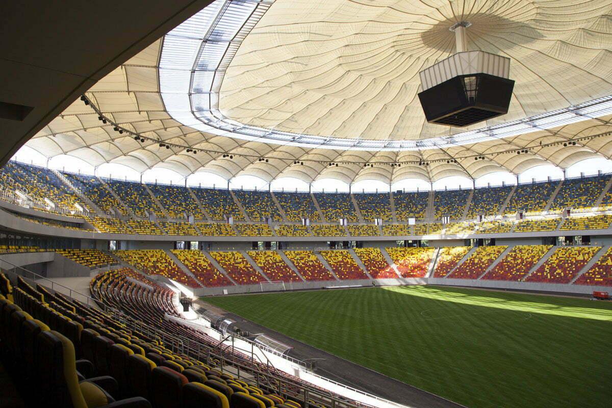 Arena Nationala-Liga Campionilor