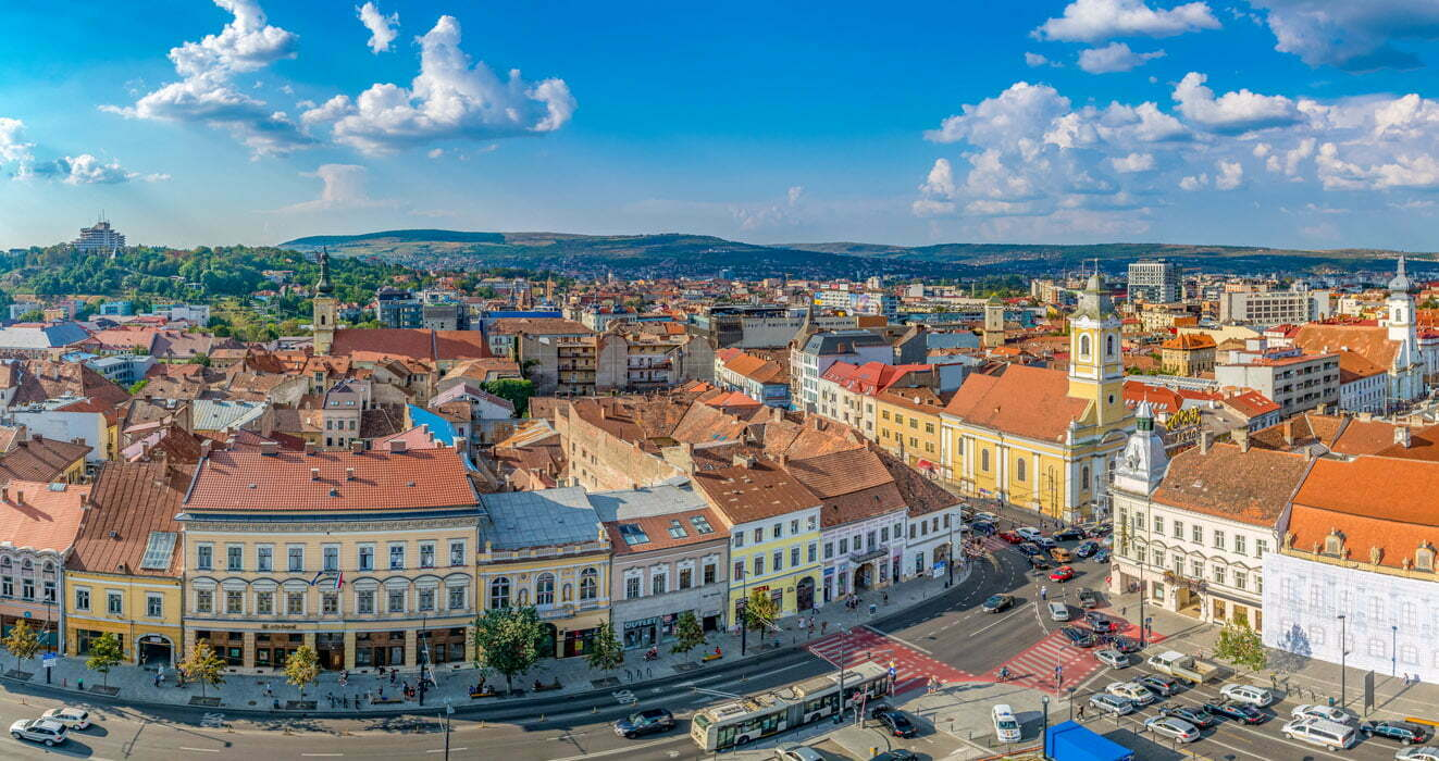 Cluj-Napoca-top 20 orase in care se poate trai cel mai sanatos