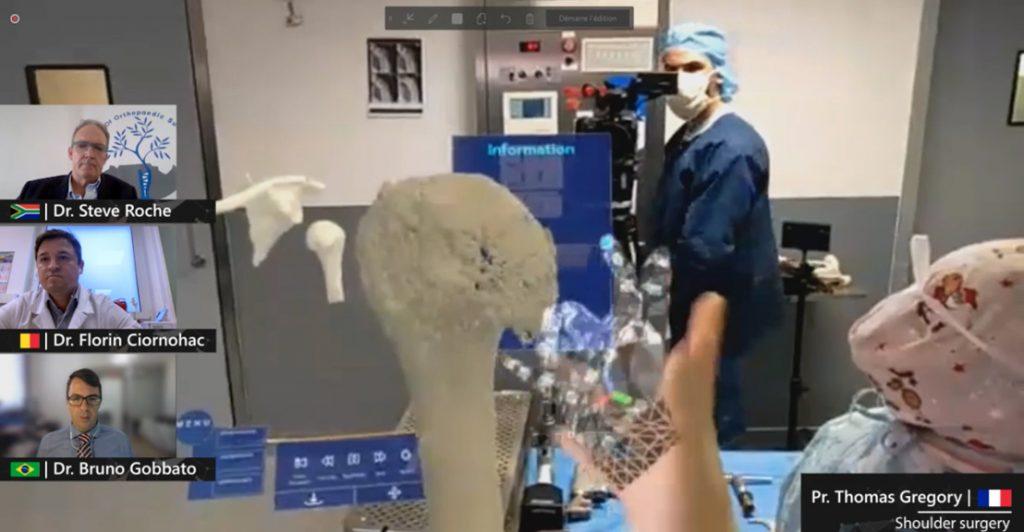 HoloLens-operatie