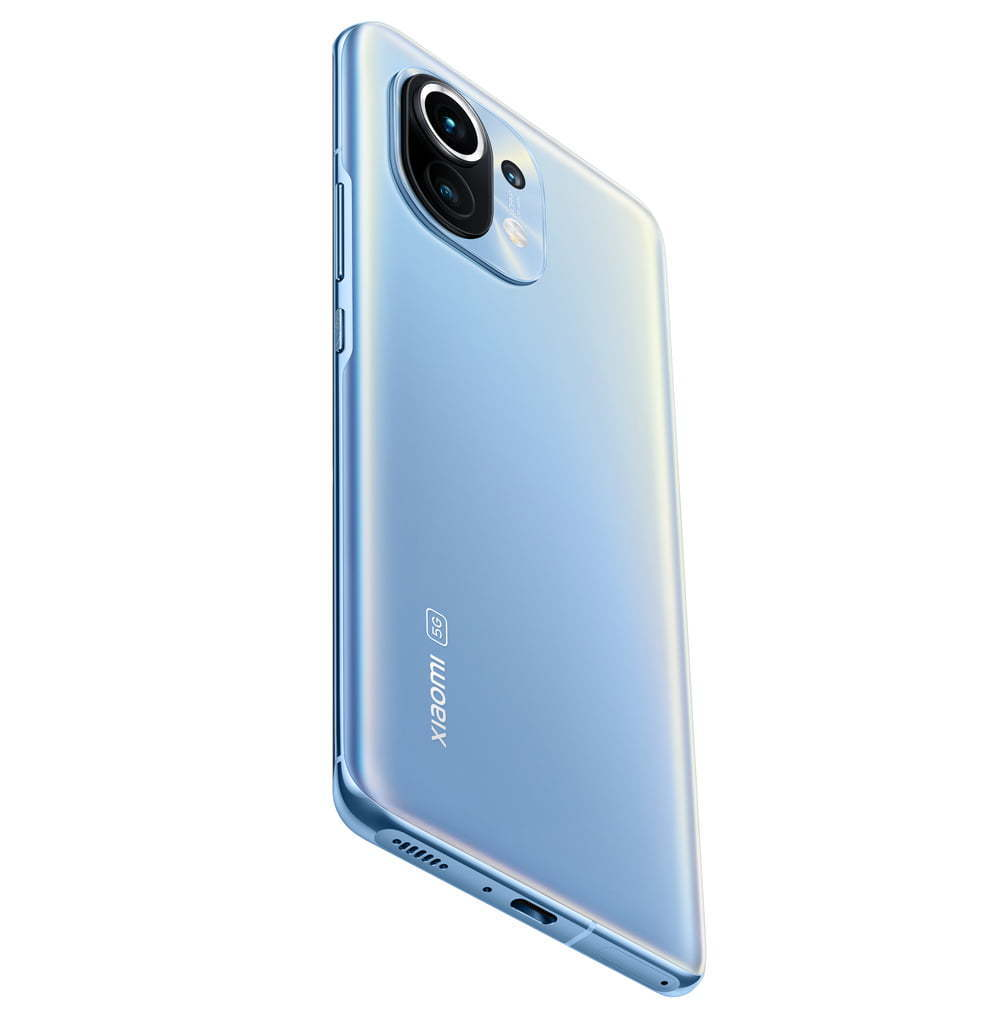 Xiaomi Mi 11 - back