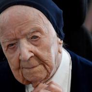 Cea mai bătrână persoană