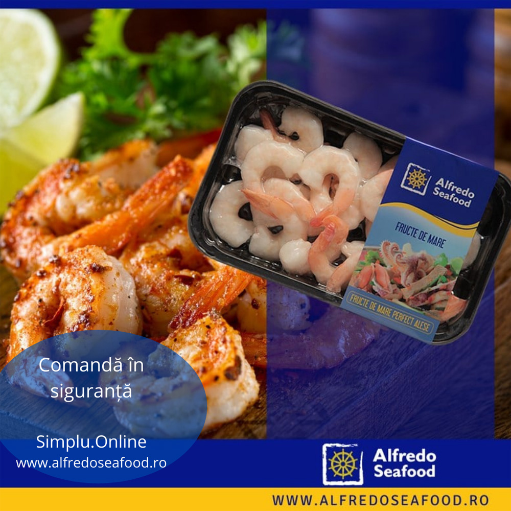 Alfreo Seafood online
