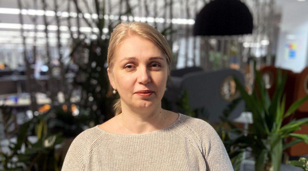 Roxana Petria - ING Bank România.