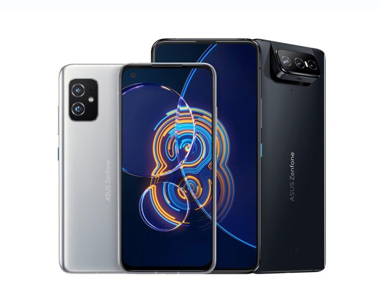 Asus seria Zenfone 8