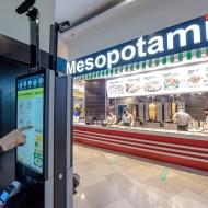 Mesopotamia-kiosk touchless
