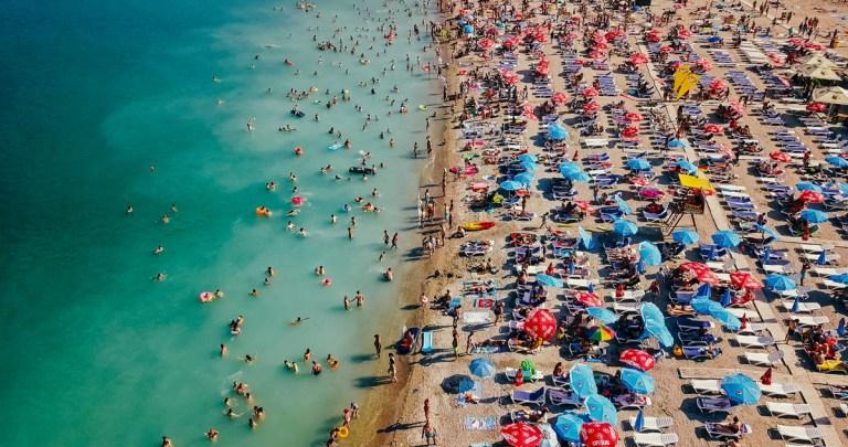 litoral Romania