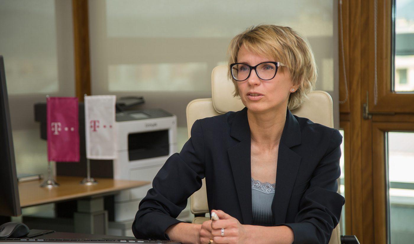 Dina Tsybulskaya-Telekom Romania