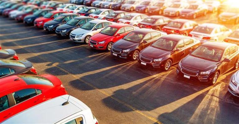 Creștere a înmatriculărilor de autoturisme noi în România